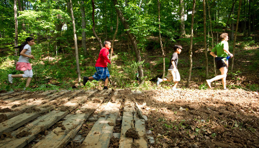 C-Ville: Features – Twenty years after it was created, the Rivanna Trail comes to a crossroads
