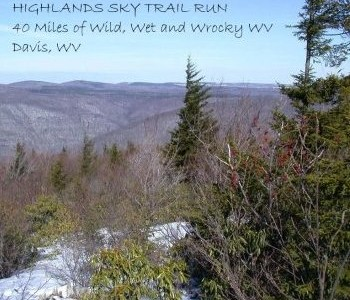 Highlands Sky Long and Bloody Race Report
