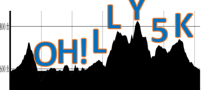 Online registration for OH!lly 5k is now open!