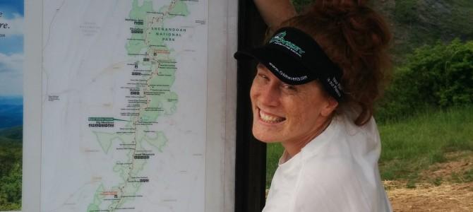 Annie Rorem's North-to-South SNP Run