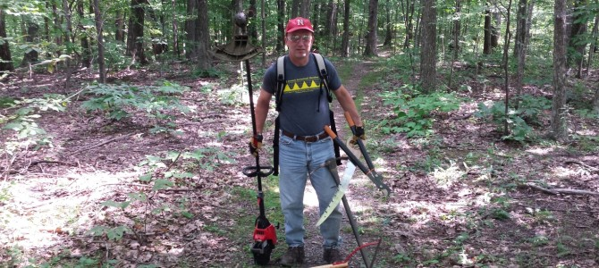 Trail Work: Interview with Bob Clouston