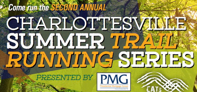 2nd annual Charlottesville Summer Trail Running Series 2016