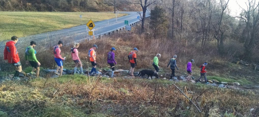 CATs/Crozet Running 50K Training Program