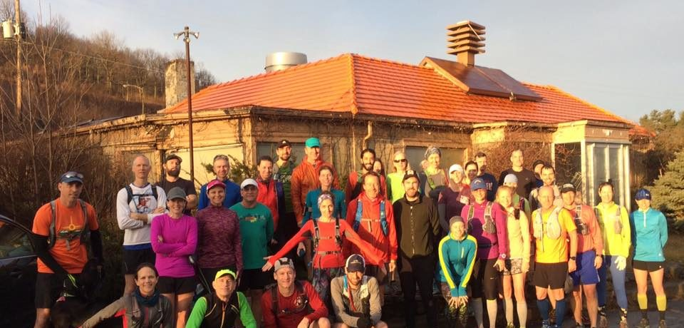 CATs/Crozet Running 50K Training Program