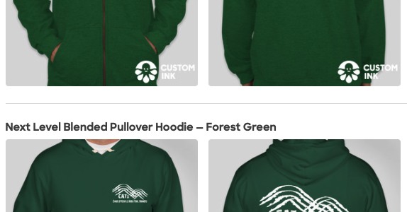 CATs Hoodies & Full-Zip Hooded Jackets Merchandise Order