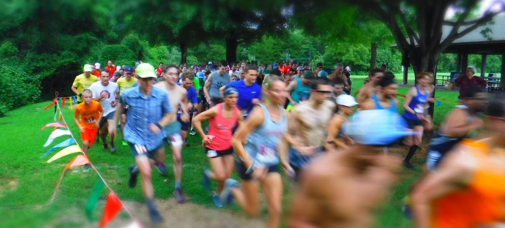 2020 Summer Trail Running Series